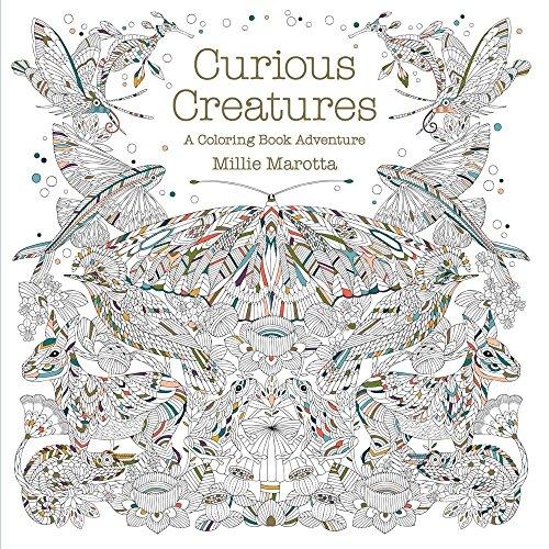 Curious Creatures: A Coloring Book Adventure (A: Marotta, Millie