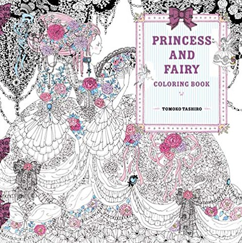 9781454710165: Princess and Fairy Coloring Book