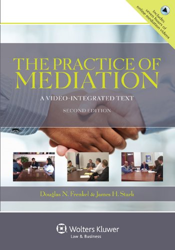 9781454802198: The Practice of Mediation: A Video-Integrated Text