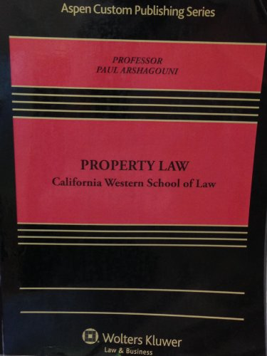 9781454809333: Property Law