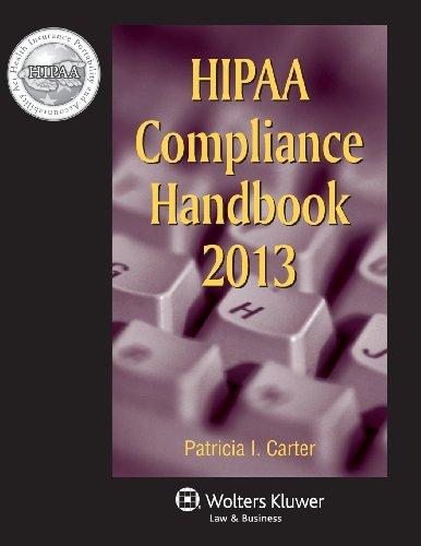 9781454810414: HIPAA Compliance Handbook 2013 Edition