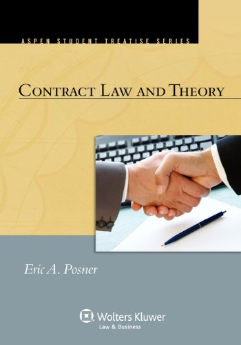9781454810711: Contract Law & Theory (Aspen Treatise Series)