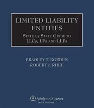 9781454820208: Limited Liability Entities: A State by State Guide to Llcs, Lps and Llps (Ten Volume Set)