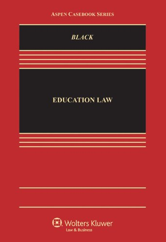 9781454820314: Education Law: Equality, Fairness, and Reform (Aspen Casebook)
