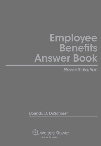 9781454825470: Employee Benefits Answer Book, Eleventh Edition