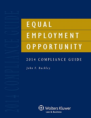 9781454826316: Equal Employment Opportunity Compliance Guide, 2014 Edition with CD