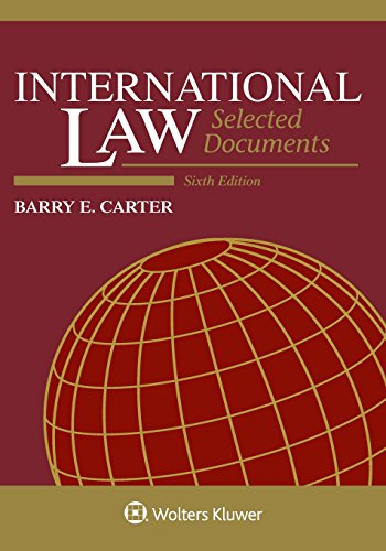 9781454827962: International Law: Selected Documents (Supplements)