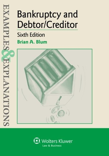 9781454833918: Examples & Explanations: Bankruptcy & Debtor Creditor, Sixth Edition