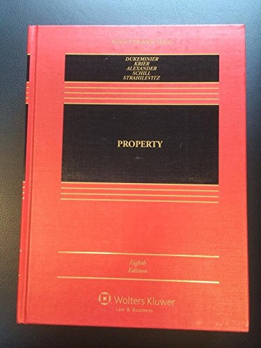 9781454837602: Property, 8th Edition