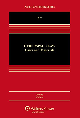 9781454837664: Cyberspace Law: Cases and Materials (Aspen Casebook)