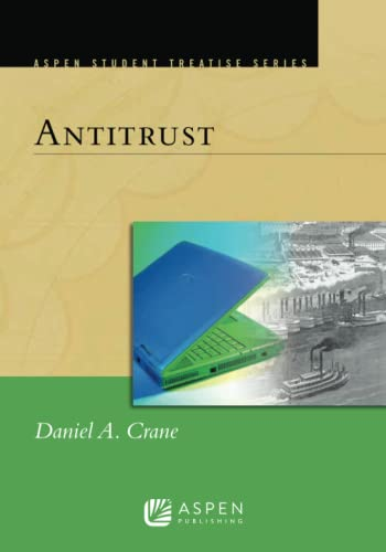 9781454837992: Antitrust (Aspen Student Treatise)