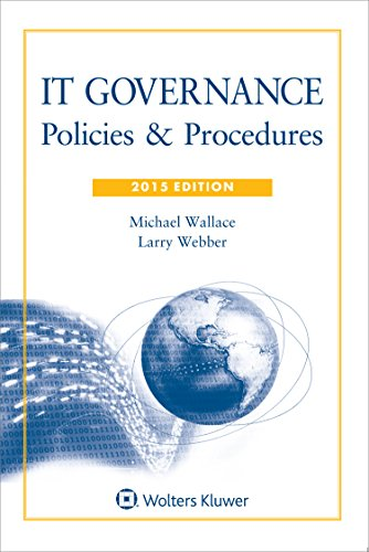 9781454842668: IT Governance: Policies and Procedures with CD