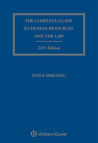 9781454842880: Complete Guide To Human Resources and the Law with CD