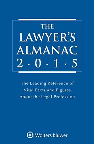 9781454843511: Lawyers Almanac
