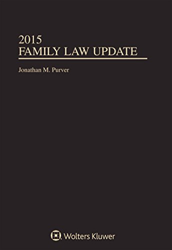Family Law Update: Jonathan M. Purver