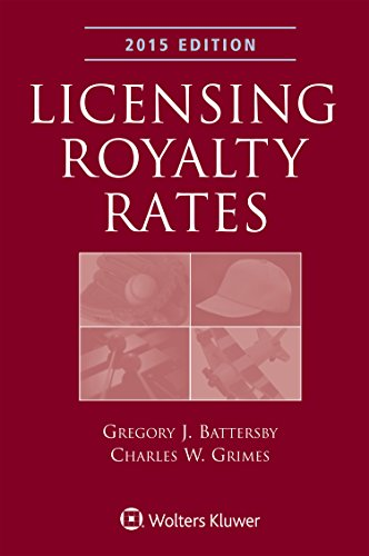 9781454844624: Licensing Royalty Rates