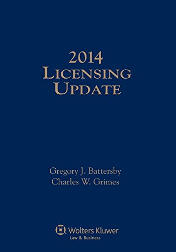 Licensing Update 2014: Battersby, Gregory J.; Grimes, Charles W.