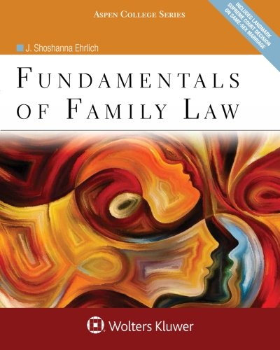 9781454850953: Fundamentals of Family Law (Aspen College Series)