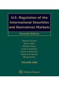 9781454851257: U.S. Regulation of the International Securities and Derivatives Markets