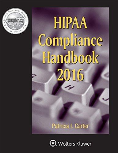 9781454856320: HIPAA Compliance Handbook, 2016 Edition