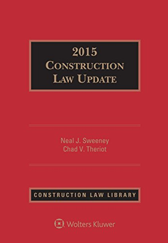 9781454857198: Construction Law Update