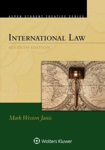 9781454869504: International Law (Aspen Student Treatise Series)