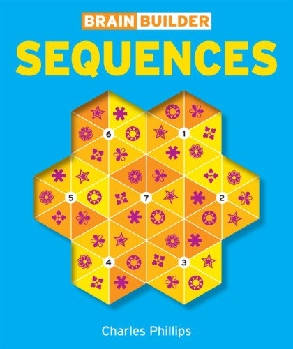 9781454900337: Brain Builder Sequences (Brain Builders (Puzzle Wright Press))