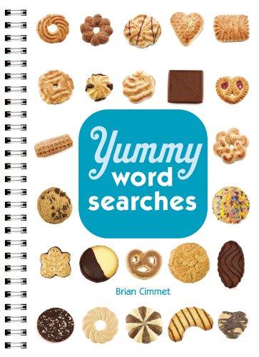 Yummy Word Searches: Cimmet, Brian
