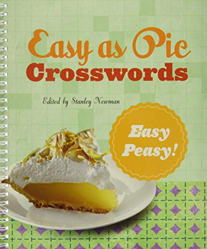 9781454901457: Easy as Pie Crosswords: Easy-Peasy! (Easy Crosswords)