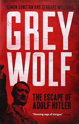 9781454903048: Grey Wolf: The Escape of Adolf Hitler