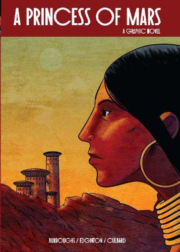 9781454903604: A Princess of Mars: A Graphic Novel (Illustrated Classics)