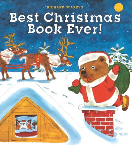 9781454903796: Richard Scarry's Best Christmas Book Ever!