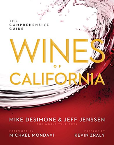 9781454904489: Wines of California: The Comprehensive Guide