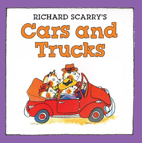 Richard Scarry's Cars and Trucks (1454905352) by Richard Scarry