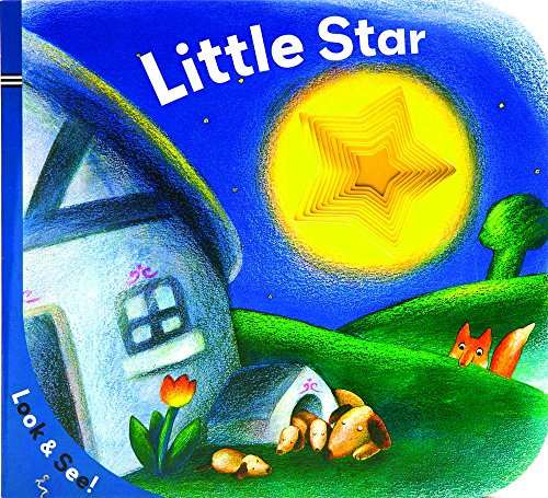 9781454905998: Look & See: Little Star