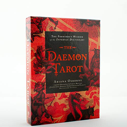 9781454906247: The Daemon Tarot: The Forbidden Wisdom of the Infernal Dictionary