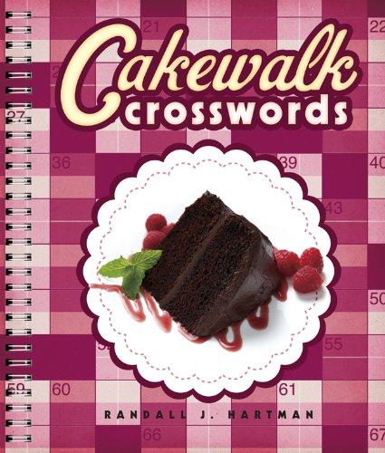 9781454906544: Cakewalk Crosswords: 72 Relaxing Puzzles (Easy Crosswords)