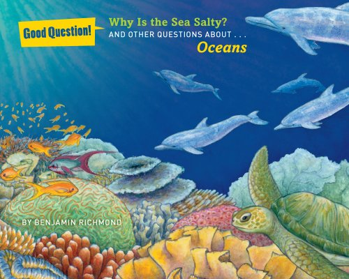 9781454906773: Why Is the Sea Salty?: And Other Questions About Oceans (Good Question!)