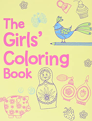 9781454907176: The Girls' Coloring Book