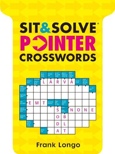 Sit & Solve® Pointer Crosswords: Frank Longo