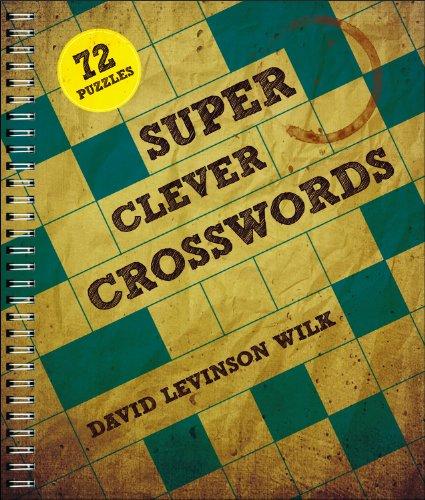 9781454908678: Super Clever Crosswords