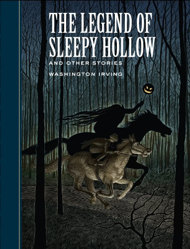 9781454908715: The Legend of Sleepy Hollow and Other Stories (Sterling Unabridged Classics)