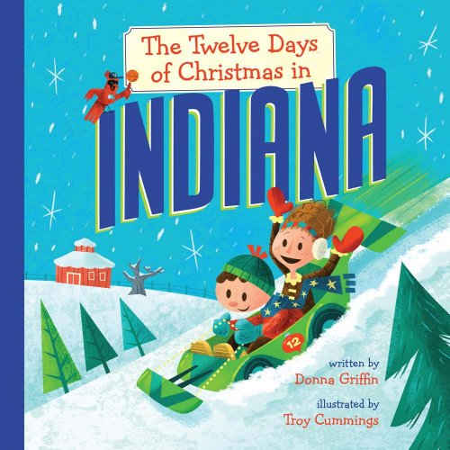 The Twelve Days of Christmas in Indiana