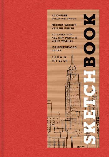 9781454909293: Sketchbook (Basic Small Bound Red) (Sketchbooks)