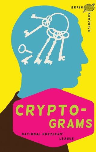 9781454909668: Brain Aerobics Cryptograms