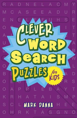9781454909699: Clever Word Search Puzzles for Kids