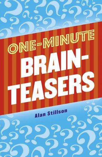 9781454909750: One-Minute Brainteasers