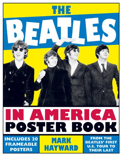 Beatles: The Beatles in America Poster Book