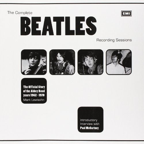 9781454910053: Complete Beatles Reacording Sessions Official Story Abbey Road BAM