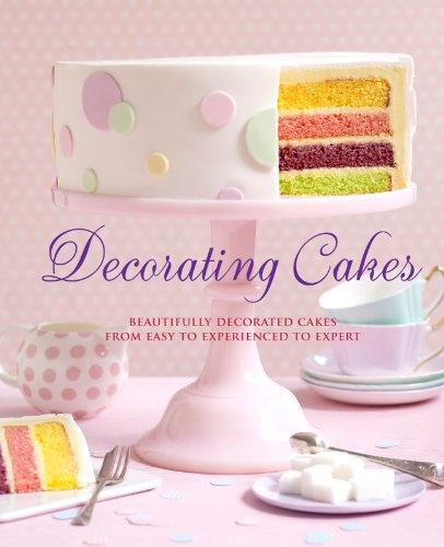 Decorating Cakes: Pamela Clark